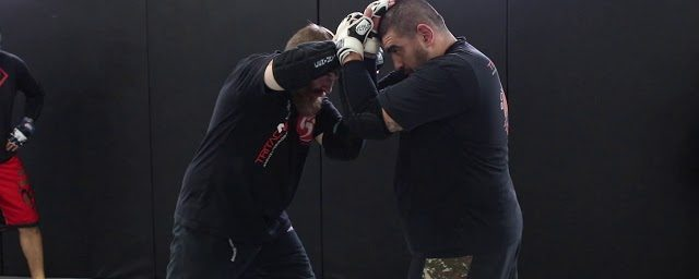 TRITAC Combat MMA Lesson #52: Entering with Frame 1 in Attack
