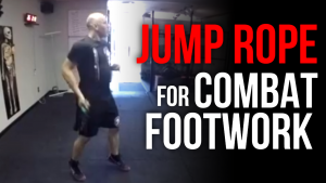 Jump Rope For Combat Footwork Image