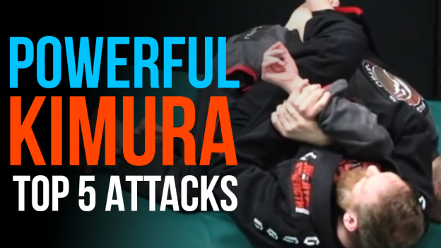 Kimura Lock Technique Videos