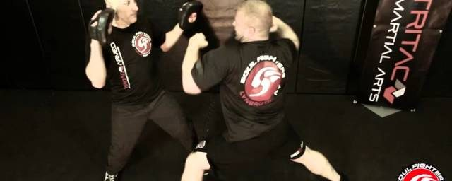 TRITAC Combat Flow: Punches · Frames · Thai Clinch · Knees