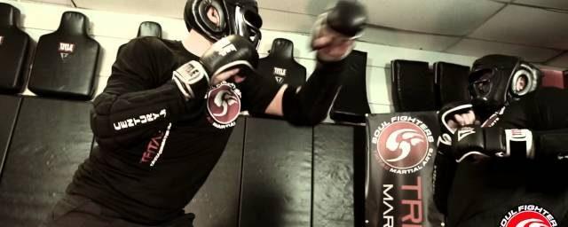 TRITAC-UNARMED FLOW 5: Punch, Evade, Counter, Smash, Enter, Finish