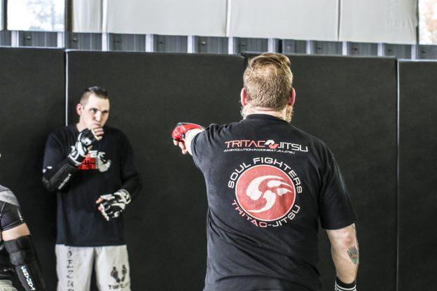 TRITAC Martial Arts Training Photo