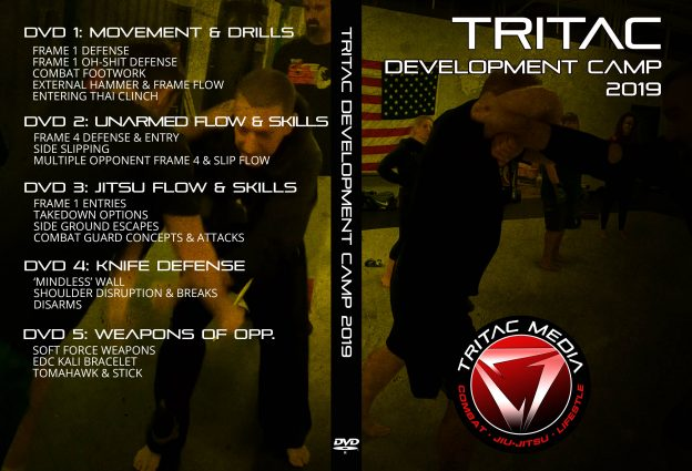 TRITAC Development Camp DVD