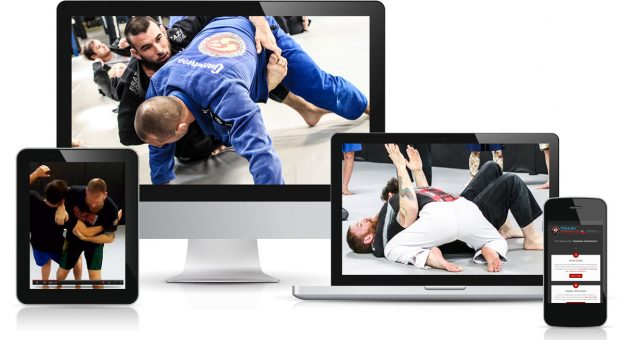 Ultimate Grappling Pack Course Image